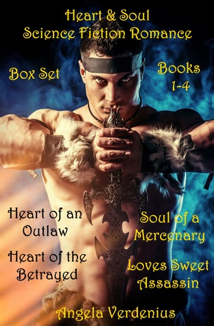 Heart and Soul Science Fiction Romance Box Set bks 1-4