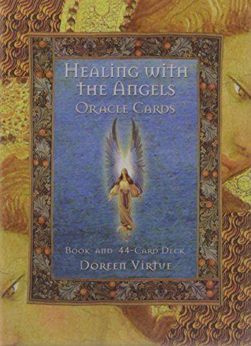 Healing with the Angels Oracle Cards: A 44 - card Deck with Guidebook