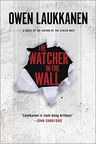 The Watcher in the Wall(Stevens & Windermere 5)