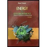 Energy and the Environment - Choises and Challenges in a Changing World