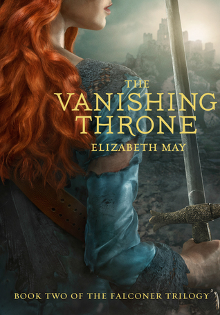 The Vanishing Throne by Elizabeth  May thumbnail