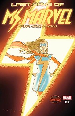 Ms. Marvel (2014-2015) #19