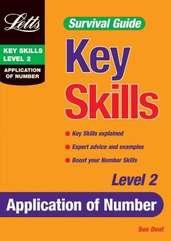 Key Skills: Application of Number (Level 2) (Key Skills Survival Guides)