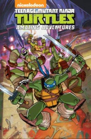 Teenage Mutant Ninja Turtles: Amazing Adventures, Volume 1