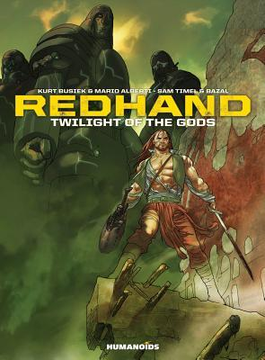 Redhand: Twilight of the Gods: Oversized Deluxe Edition