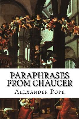 Paraphrases from Chaucer