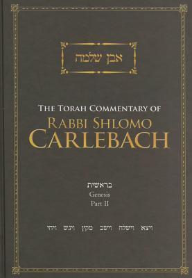 the-torah-commentary-of-rabbi-shlomo-carlebach-genesis-part-ii