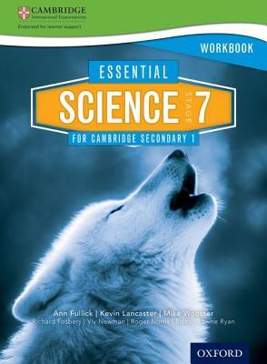 Essential Science for Cambridge Secondary 1 Stage 7 Workbook