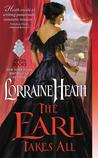 The Earl Takes All (The Hellions of Havisham, #2)