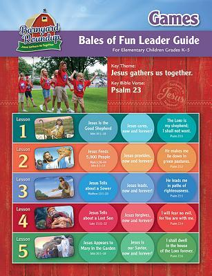 Barnyard Roundup Bales of Fun Game Guide