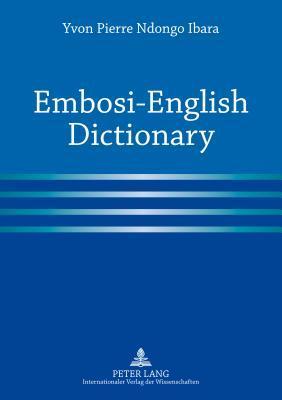 Embosi-English Dictionary