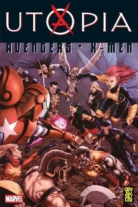 Avengers/X-Men Utopia 2
