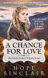 A Chance for Love by Hope  Sinclair