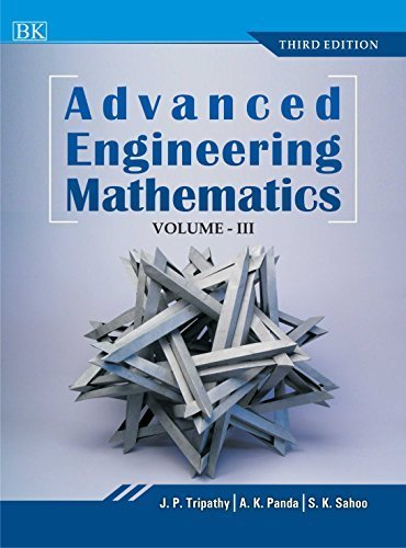 Advanced Engineering Mathematics Volume - III (As Per BPUT Syllabus)
