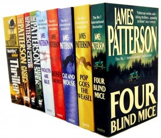 James Patterson Alex Cross Collection 11 Books Set Pack