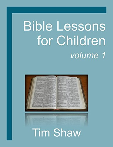 Bible Lessons for Children: God's Attributes