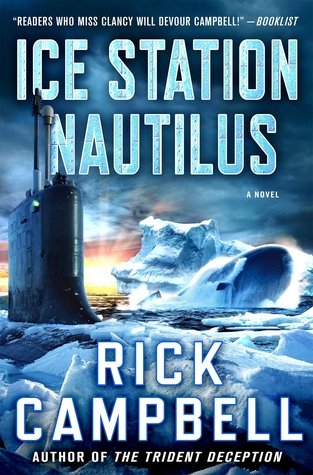Ice Station Nautilus (Trident Deception, #3)