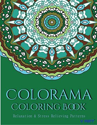 Colorama Coloring Book Books For Adults By V Art