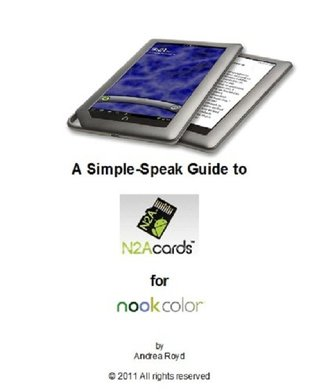 N2A Cards for NOOK Color