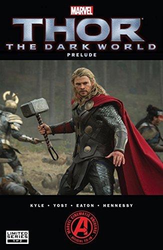 Marvel's Thor: The Dark World Prelude #1 (of 2)