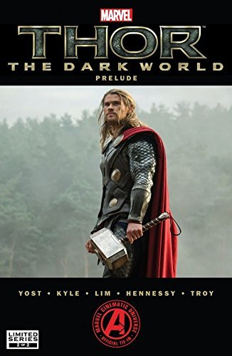 Marvel's Thor: The Dark World Prelude #2 (of 2)