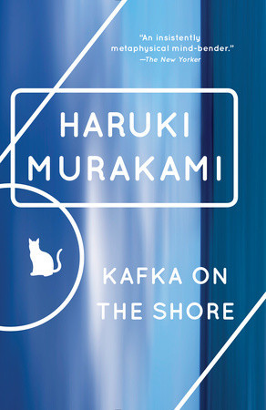 Kafka on the Shore Book Cover