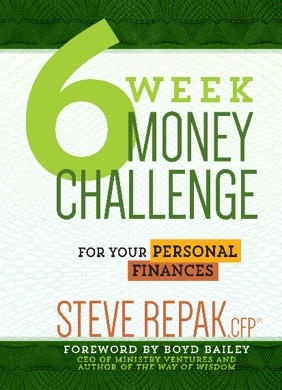 6 Week Money Challenge: For Your Personal Finances