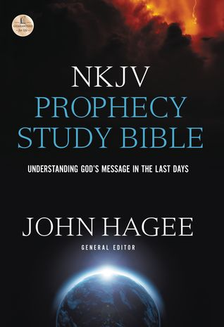 NKJV, Prophecy Study Bible, Hardcover, Red Letter Edition: Understanding Gods Message in the Last Da