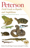 Peterson Field Guide to Reptiles and Amphibians of Eastern and Central North America, Fourth Edition