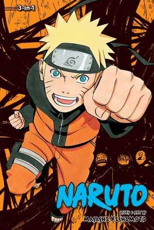 Naruto (3-in-1 Edition), Vol. 13: Includes vols. 37, 38  39