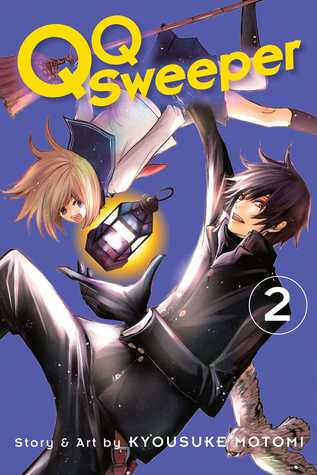QQ Sweeper, Vol. 2