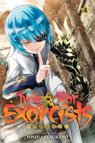 Twin Star Exorcists: Onmyoji, Vol. 4
