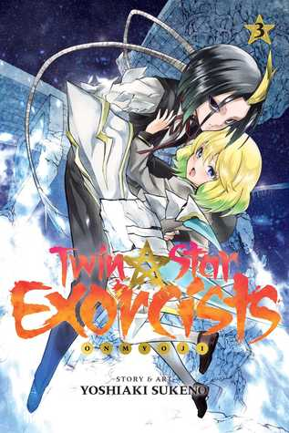 Twin Star Exorcists: Onmyoji, Vol. 3