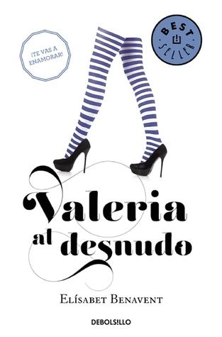 Valeria al desnudo por Elísabet Benavent