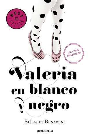 Valeria en blanco y negro por Elísabet Benavent