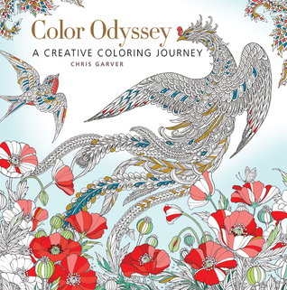 Color Odyssey: A Creative Coloring Journey by Chris Garver