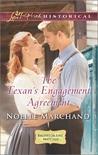 The Texan's Engagement Agreement (Bachelor List Matches, #3)