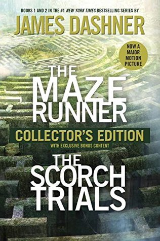 The Maze Runner and The Scorch Trials: The Collectors Edition(The Maze Runner 1-2)