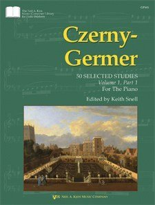 Czerny-Germer: Volume 1: 50 Selected Studies