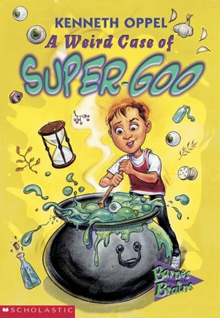 A Weird Case of Super Goo