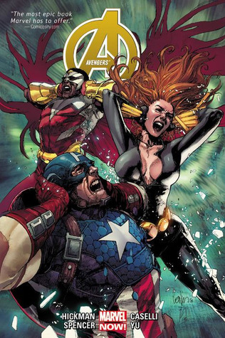 Avengers by Jonathan Hickman, Volume 2