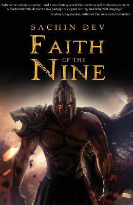 Faith of the Nine (Wheels of Janani #1)