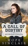 A Call of Destiny by Hope  Sinclair
