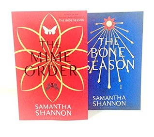 Combo Pack of the Mime Order and the Bone Season