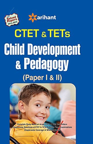 Child Development and Pedagogy for Ctets & Tets (Paper 1 & 2)