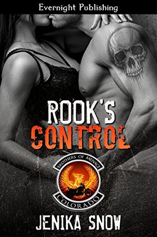 Rook's Control (The Brothers of Menace MC #7)