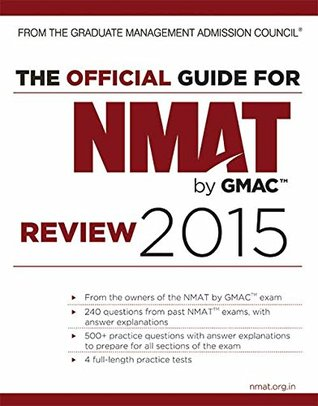 The Official Guide for NMAT