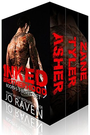 Inked Brotherhood Bundle Inked Brotherhood 1 3 By Jo Raven