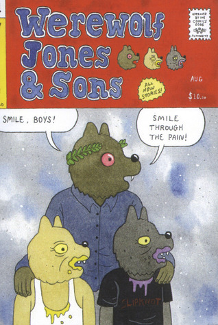 Werewolf Jones & Sons