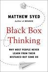 Black Box Thinkin...